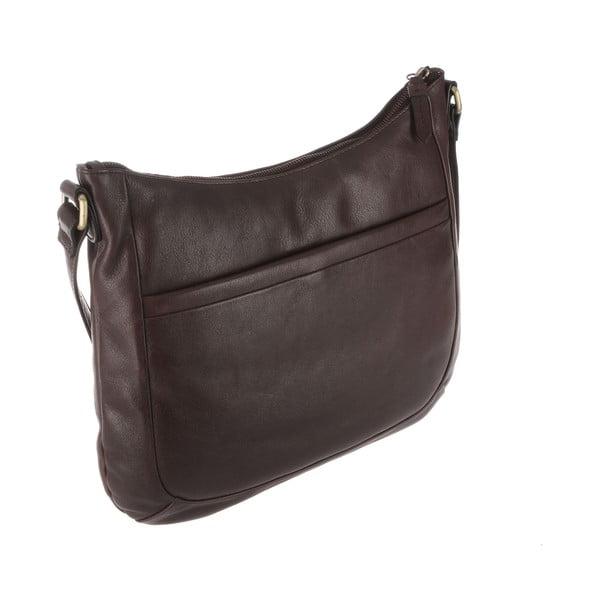 Dámská kožená kabelka Kay Cocoa