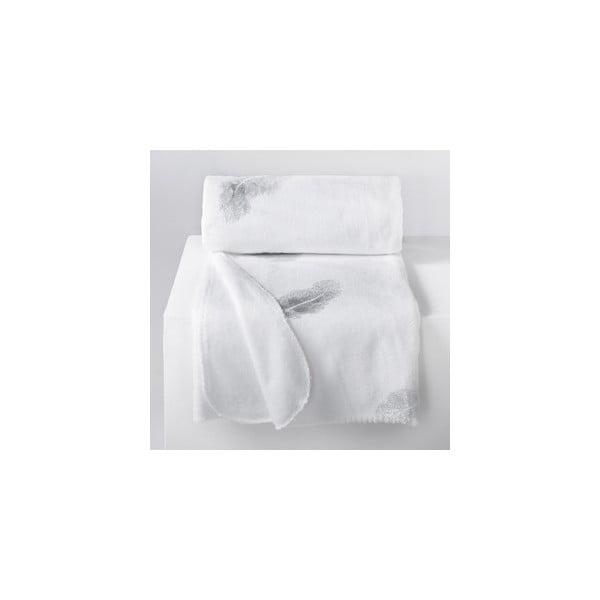 Deka Plumette White, 127x152 cm