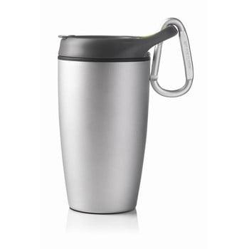Cană XD Design Nomad, argintiu, 400 ml