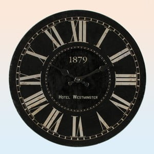 Nástěnné hodiny Hotel Westminster