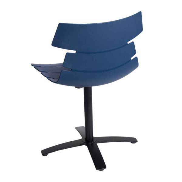Sada 2 modrých židlí D2 Techno One