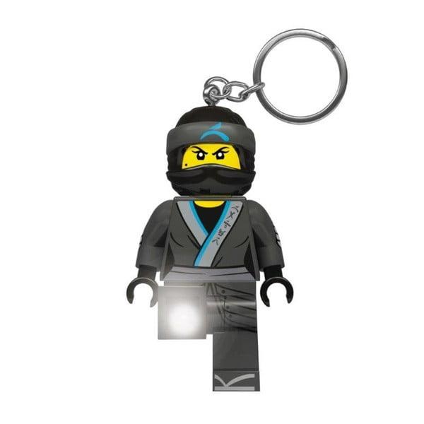 Svítící klíčenka LEGO® Ninjago Nya
