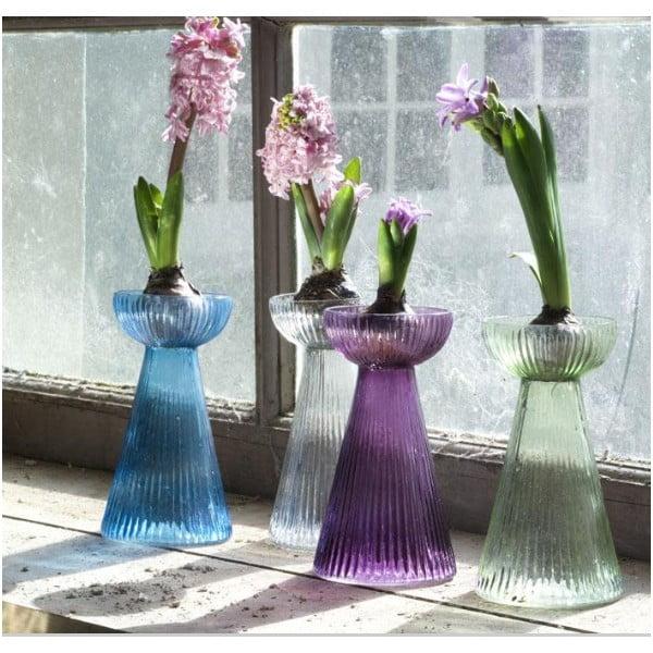 Váza Hyacinth, fialová