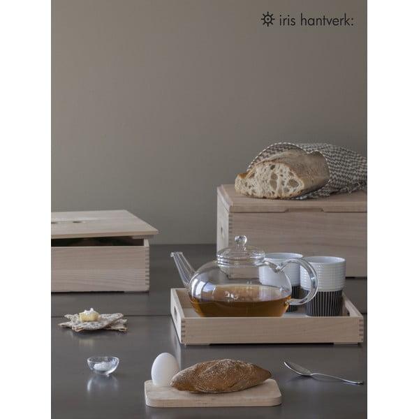 Dřevěné prkénko na krájení pečiva Bread