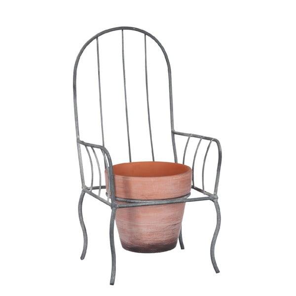 Dekorativní květináč Chair S