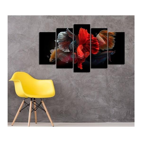 Vícedílný obraz 3D Art Garruto, 102x60cm