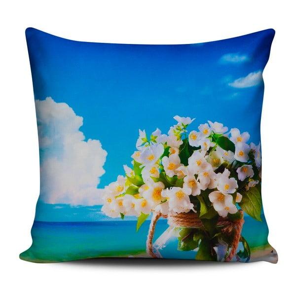 Homedebleu Beach Time díszpárna, 45 x 45 cm - Kate Louise