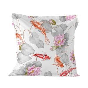 Povlak na polštář z čisté bavlny Happy Friday Lotus,60x60cm