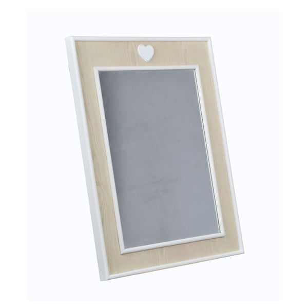 Zrcadlo Heart Mirror, 60x80 cm