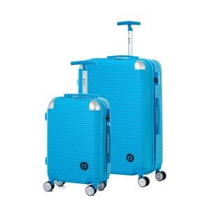 Sada 2 cestovních kufrů na kolečkách Teddy Bear Nina
