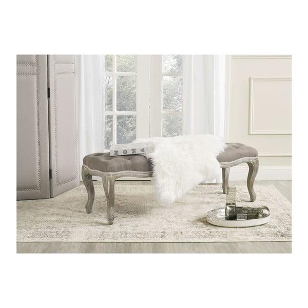 Čalouněná lavice Safavieh Andrew