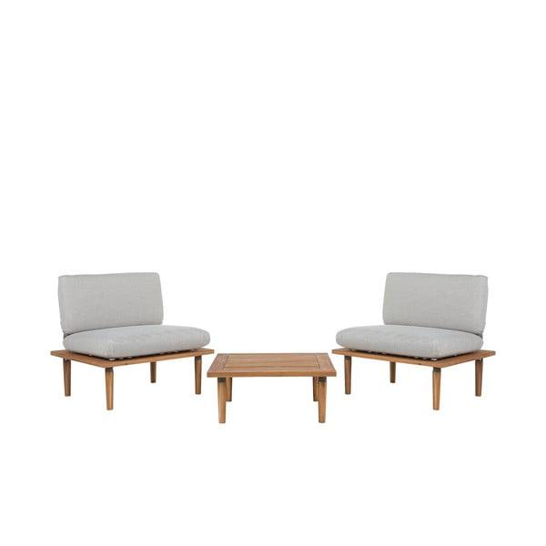 Set zahradního nábytku Monobeli Lounge Duo
