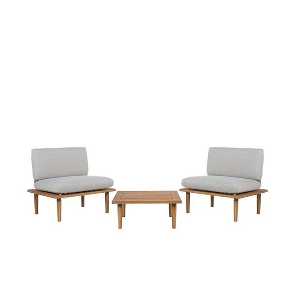 Komplet mebli ogrodowych Monobeli Lounge Duo