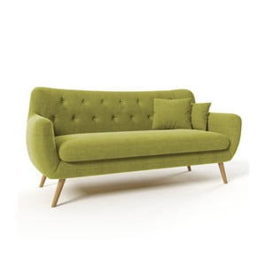 Canapea pentru 3 persoane Wintech Lagos Awilla, verde