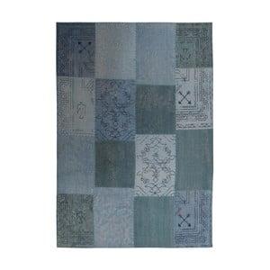 Modrý ručně tkaný modrý koberec Kayoom Emotion 322 Multi, 160 x 230 cm