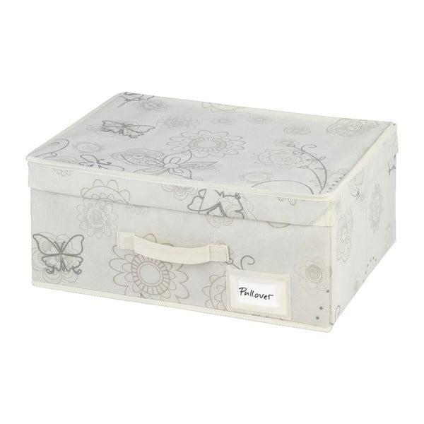 Úložný box Wenko Butterfly, 44 x 33 x 19 cm