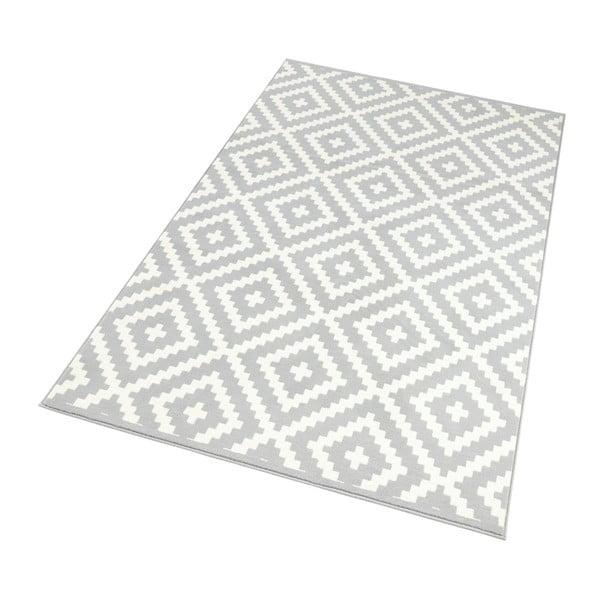 Šedo-krémový koberec Hanse Home Celebration Mazzo, 120 x 170 cm