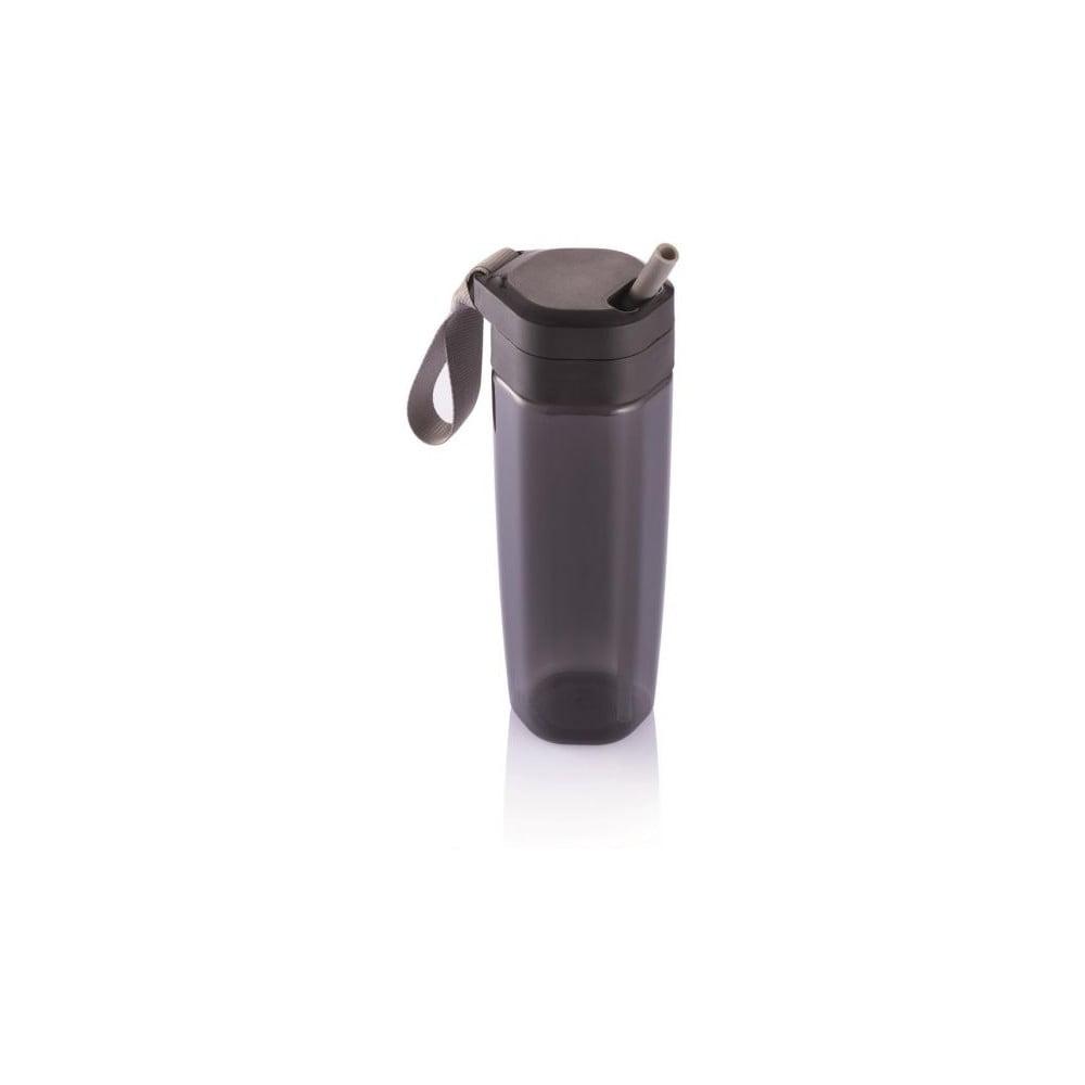 Černá cestovní lahev XD Design Turner Activity, 650 ml