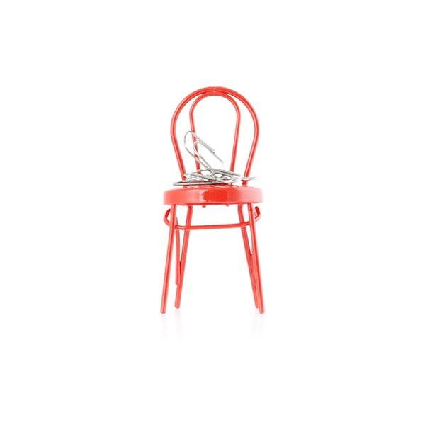 Magnetická stolička na kancelářské sponky