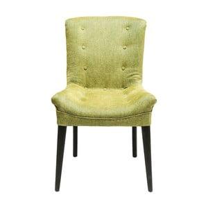 Tmavě zelená židle Kare Design Stay