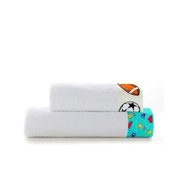 Sada 2 ručníků Winner, 50x100 cm a 70x140 cm