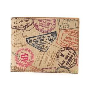 Dámská kožená peněženka Alviero Martini Sarisma