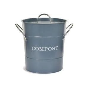 Modrý kompostér Garden Trading Bucket, 3,5 l
