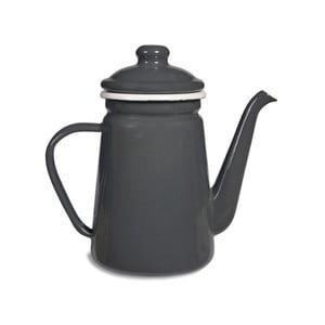 Šedá kávová konvice Garden Trading Coffee Pot, 1,2l
