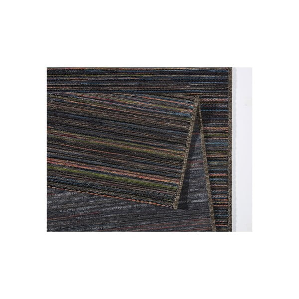 Koberec vhodný i na ven Lotus 160x230 cm, hnědý melír