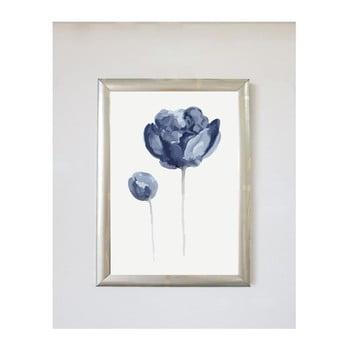 Poster cu ramă Piacenza Art Li Lotus, 30 x 20 cm