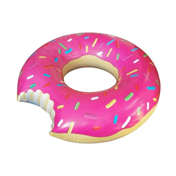 Pink Donut felfújható úszógumi - InnovaGoods
