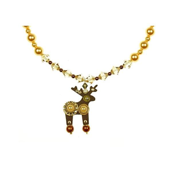 Jelení náhrdelník Barilla