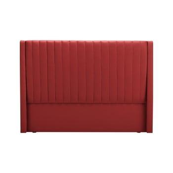 Tăblie pat Cosmopolitan design Dallas, 140x120cm, roșu