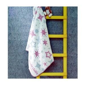 Dětská přikrývka Star,100x120cm