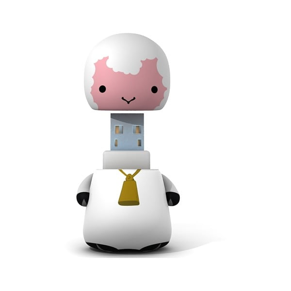 USB flash disk Lamb, 4 GB
