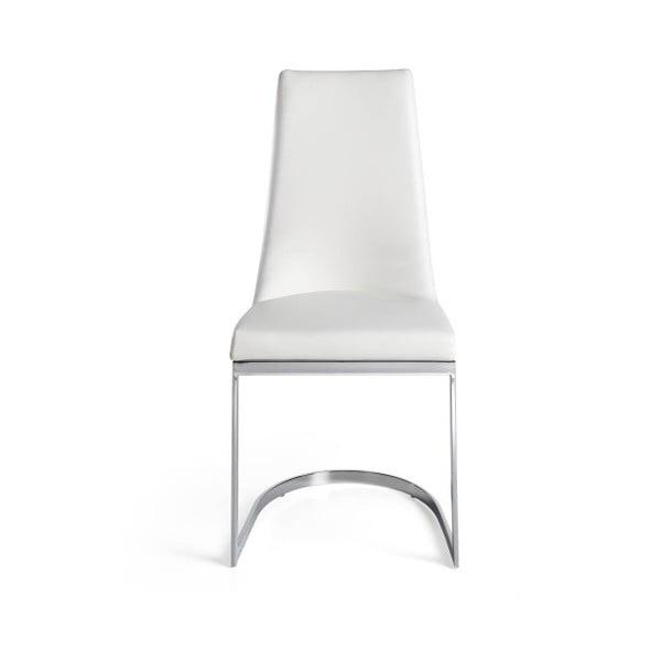 Bílá jídelní židle Ángel Cerdá Tiara