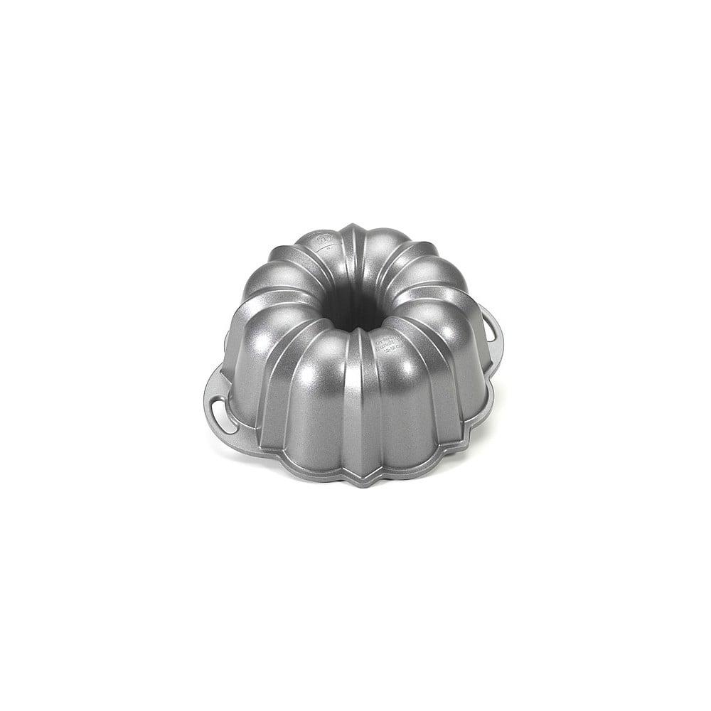 Forma na bábovku ve stříbrné barvě Nordic Ware Anniversary, až 3,5 l