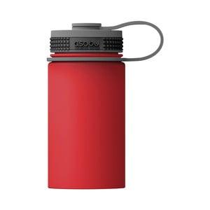 Červená termolahev Asobu Mini Hiker, 354 ml