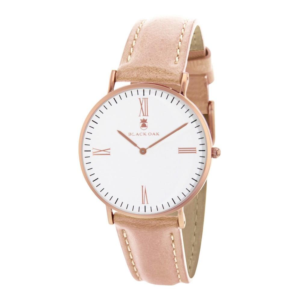Růžové dámské hodinky Black Oak Old Timer  dd8968faf9