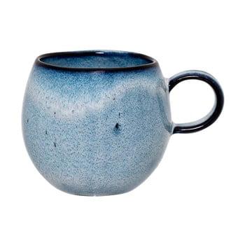 Cană din ceramică Bloomingville Sandrine, 240 ml, albastru de la Bloomingville