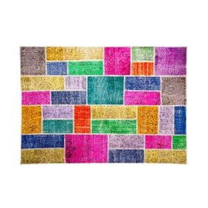Vlněný koberec Allmode Bulmaca, 150x80 cm