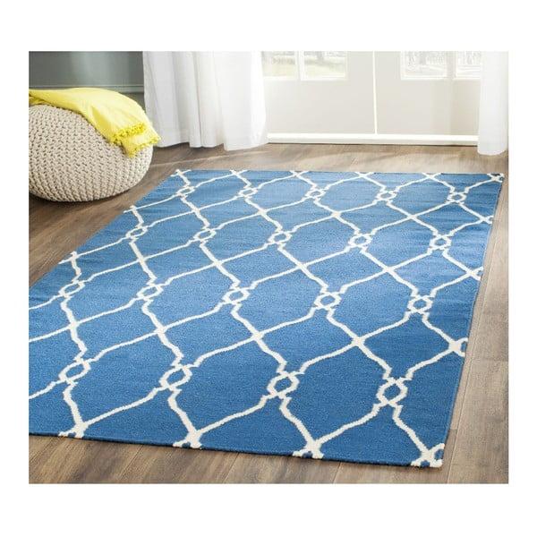 Vlněný koberec Thomas, 91x152 cm