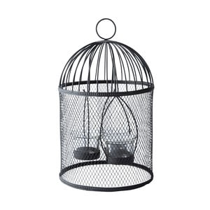 Svícen Candle Cage