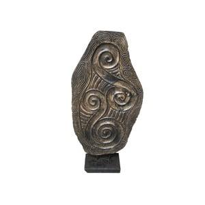 Dekorace ze dřeva mungur HSM Collection Suar