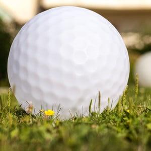 Zahradní náladové světlo Golfball, 50 cm