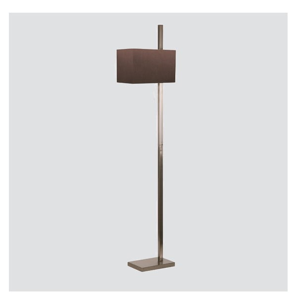 Stojací lampa Brown Hampton