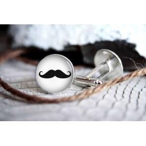 Butoni de manșetă  Mustață