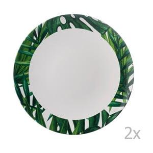 Sada 2 talířů Rosti Mepal Flow Botanic,26cm