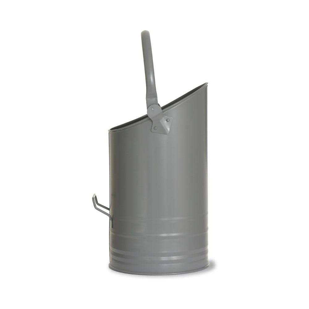 Šedý kbelík na popel Garden Trading Coal