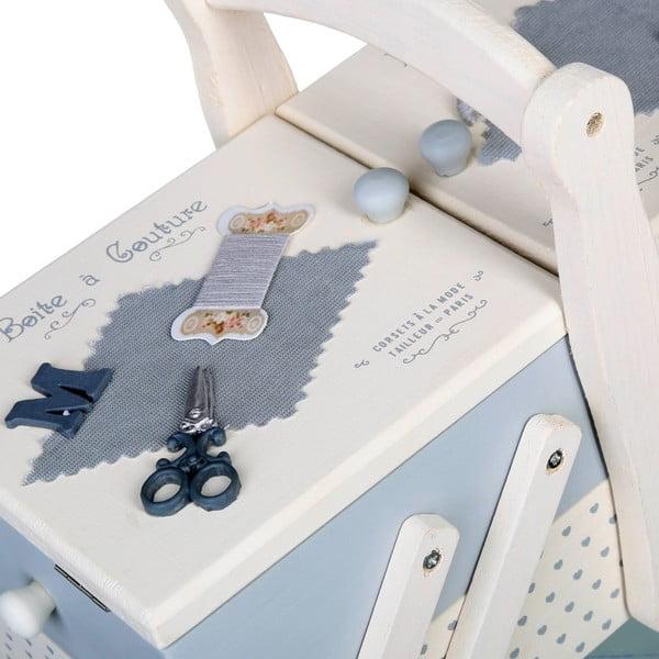 Cutie cu două sertare pentru accesorii cusut Unimasa Sewing